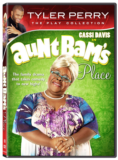 Tyler Perry's - Aunt Bam's Place