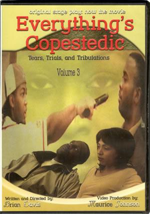 Everything's Copestedic, Vol. 3 - DVD
