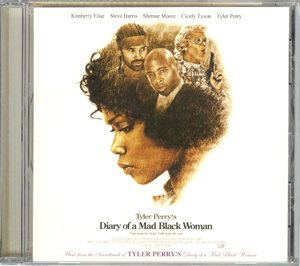 Diary of A Mad Black Woman - Movie Soundtrack CD