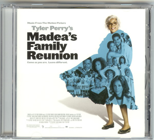 Madea's Family Reunion - Movie Soundtrack  CD