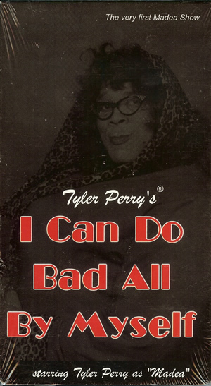 Tyler Perry's - I Can Do Bad All By Myself - VHS