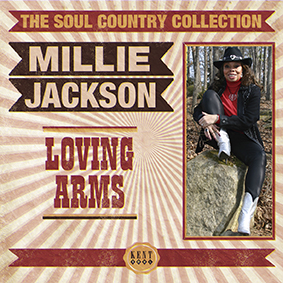 Millie Jackson's New CD - LOVING ARMS