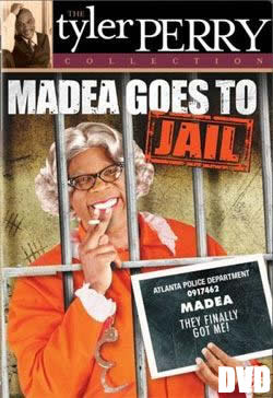 1)Tyler Perry's - Madea Goes To Jail DVD(Play)