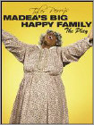 Tyler Perry's - Madea's Big Happy Family DVD(Play)