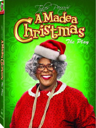 7)Tyler Perry's A Madea's Chrismas - Play