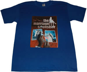 Tyler Perry's -  The Marriage Counselor T-shirt