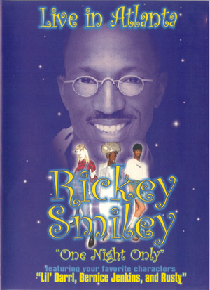 Rickey Smiley Live in Atlanta - DVD