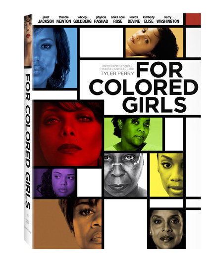 Tyler Perry's - For Colored Girls - DVD