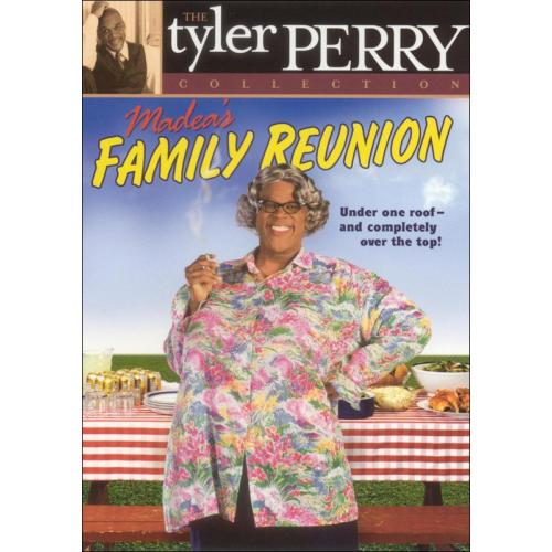 7)Tyler Perry's - Madea's Family Reunion - Play