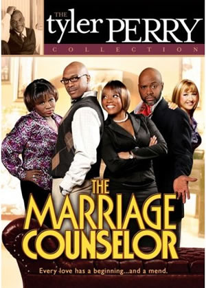 Tyler Perry's - The Marriage Counselor DVD (Play)