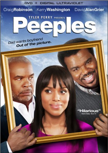 Tyler Perry Presents - Peeples - Movie DVD