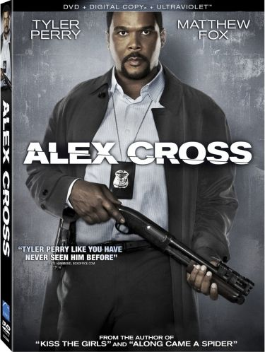 Tyler Perry in  - Alex Cross - Movie DVD