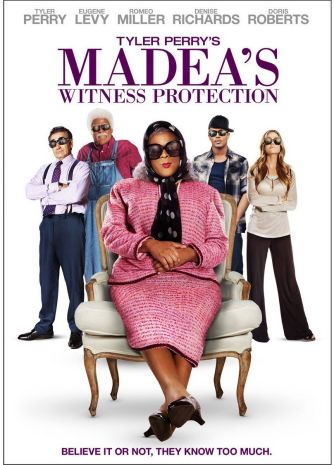 Tyler Perry's - Madea's Witness Protection - DVD