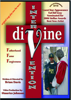 Brian Davis's - Divine Intervention - DVD